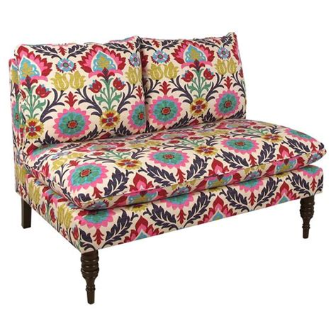 Funky Settees by Settee Funky And Our Home Office Tours