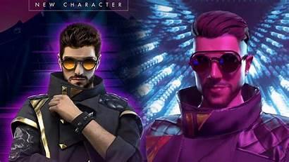 Fire Alok Dj Gurugamer Characters Character