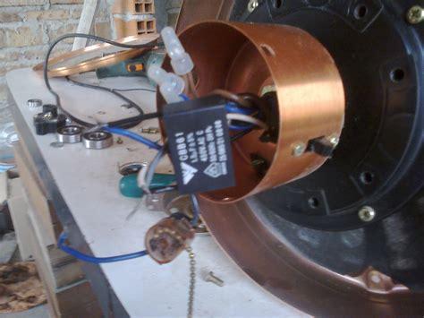 ventilador de techo 191 como es la conexi 243 n capacitor yoreparo