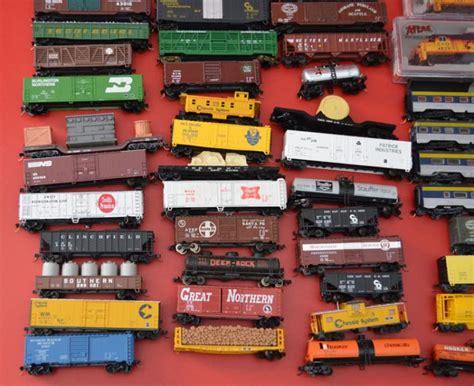 Kato & Atlas N Scale Trains