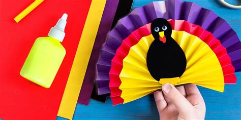 easy thanksgiving crafts  kids  thanksgiving