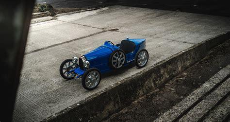 It is the same material used for the bugatti chiron badge. Bugatti and the Little Car Company's Baby II debuts in North America - SlashGear