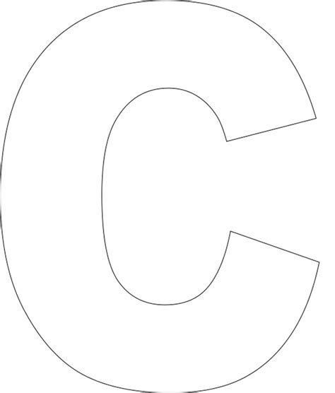 letter c template best photos of large letter templates printable letter b template printable letter b template