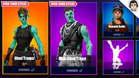 Ghoul Trooper Fortnite Battle Royale Armory Amino 24