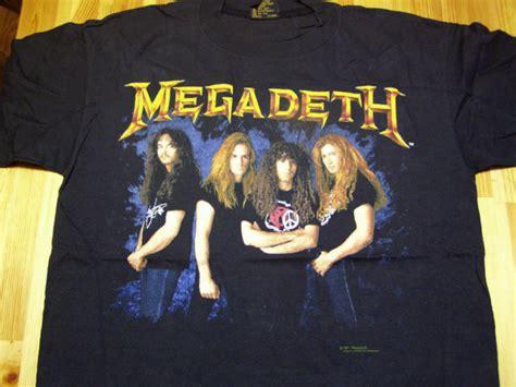megadeth rust peace 1991 shirt clipart clipground tour killing