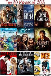 Top 30 Must Watch Movie Releases of 2013! - A Mom's Take