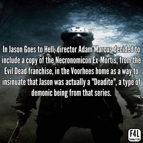 Jason Voorhees 15 Thrilling Facts Fanboy 4 Life