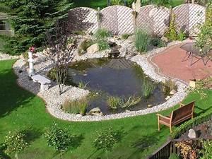 Die Schönsten Steingärten : gartenteich hanglage google suche gartengestaltung pinterest suche ~ Bigdaddyawards.com Haus und Dekorationen