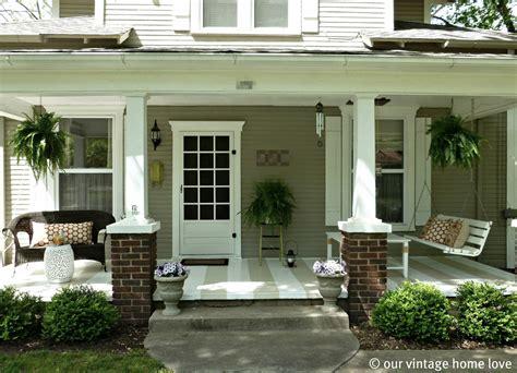 vintage home summer porch ideas