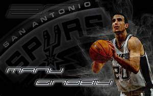 Manu Ginobili Wallpaper by BuckHunter7 on DeviantArt