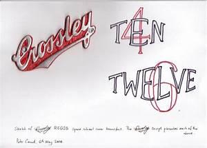 Crossley Regis  6 Is One