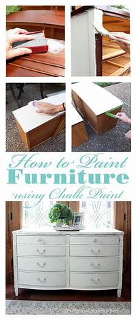 how to use chalkboard paint Sewing Stool Redo & Chalk Paint Recipe Revealed | Confessions of a Serial Do-it-Yourselfer