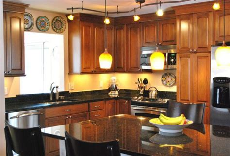 track lighting in kitchen ideas 16 functional ideas of track kitchen lighting 8572