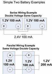 How To Wire Batteries In Series  Or In Parallel   5 Steps