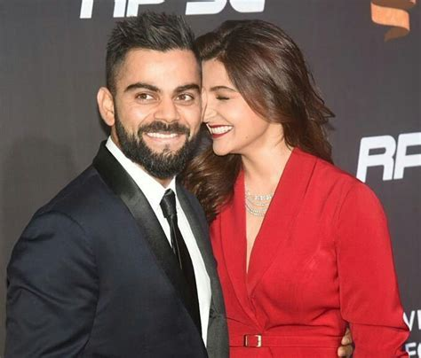 Virat & Anushka Look Every Bit Of The Power Couple They