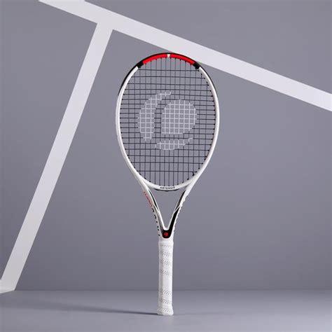 artengo tennisracket voor volwassenen tr graph wit decathlonnl