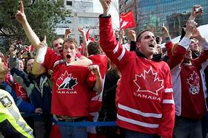 Canadian men's hockey team wins 14th gold of the Vancouver ...