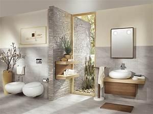 decoration salle de bain zen pour une relaxation optimale With decoration interieur salle de bain