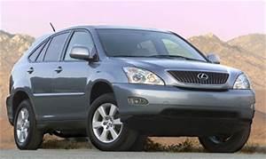 2004 Lexus RX 330 Review