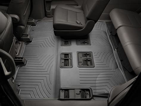weathertech 174 digitalfit floorliner for honda odyssey
