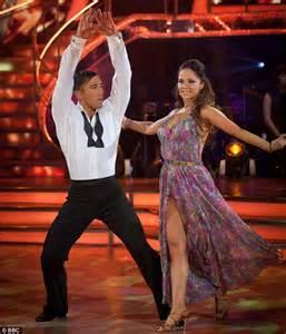 katya virshilas puts strictly  dancing axing