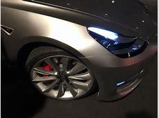 Tesla Model 3, 'Gigafactory' drone footage, 2017
