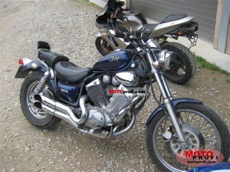 Yamaha Xv 535 Virago Bobber