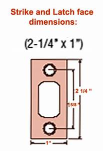 drill template With kwikset deadbolt template