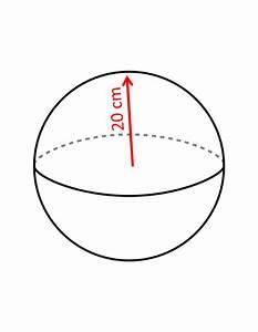 Volumes Of Spheres Worksheet
