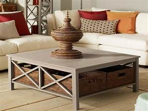 20 awesome coffee table with storage designs large With large square coffee table with drawers