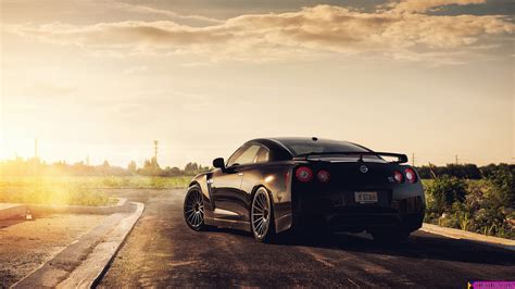 Nissan Gtr 4k Hd Wallpaper