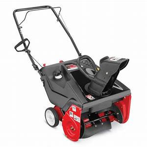 Yard Machines 21 U0026quot  Single-stage Snow Thrower