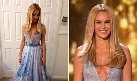 Amanda Holden Hits Out At Bgt Complaints, Says She'll