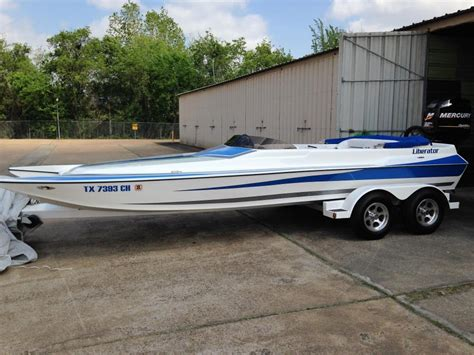 Performance Boats For Sale Texas by Liberator Boats For Sale In Houston Texas