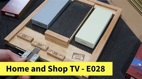 woodworking sharpening station  japanese water stones