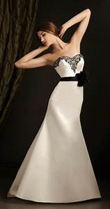 Robe De Mariée Noire : robes l gantes robe de mariee noire 2012 ~ Dallasstarsshop.com Idées de Décoration