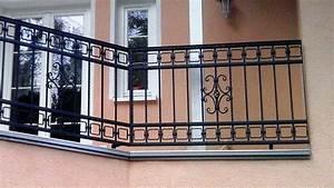 20 bilder schmiedeeisen gelander egyptazcom With französischer balkon mit gartenzaun metall polen