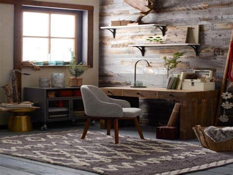 Ideas For Sunrooms, Rustic Office Design Ideas Rustic Home