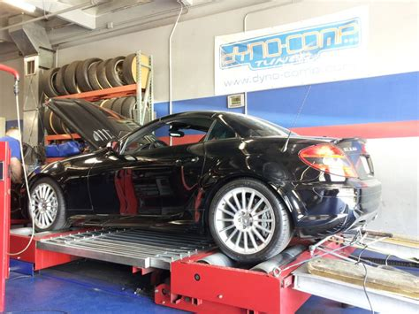2007 R171 Mercedes-benz Slk55 Amg With The