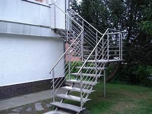 Treppengeländer Selber Bauen Stahl : baus tze edelstahlgel nder relinggel nder als treppen ~ Lizthompson.info Haus und Dekorationen