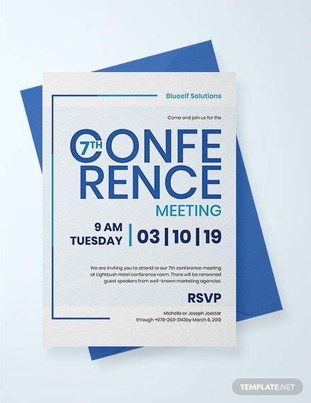 conference invitation tempus conference invitation