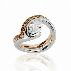 Fit together wedding engagement ring dominic walmsley for Engagement and wedding rings that fit together