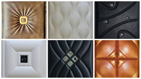 best of 21 photos for faux leather tiles walls home