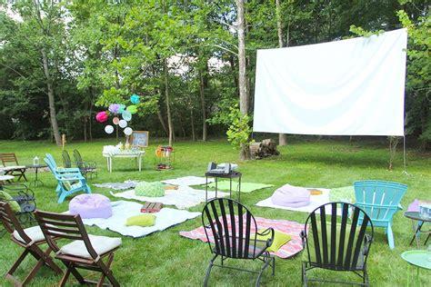 Sweet 16 Backyard Party Ideas  Outdoor Goods
