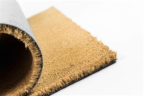 zerbino in cocco zerbini a metraggio su misura reds tappeti e zerbini
