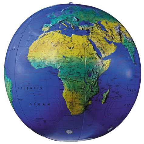world globe l topographical globe with free shipping and low