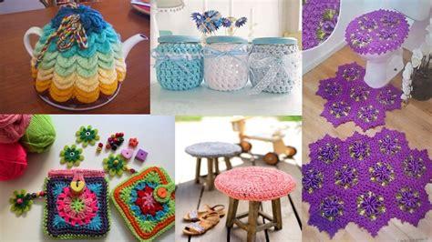 decoracion hogar crochet ideas para decora tu hogar con estos tejidos a crochet y
