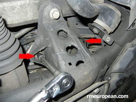 Bmw E90 325xi, 328xi, 330xi Engine Mount Replacement