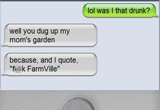 drunk texts funny gallery ebaums world