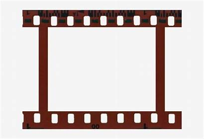 Film Filmstrip Clipart Strip Pngkey